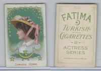 T27 Fatima, Actress Series, 1910, Chrystal Herne