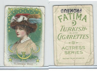 T27 Fatima, Actress Series, 1910, Florence Reed