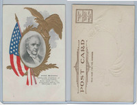 PC Post Card, Presidents of USA, 1906, James Buchanan