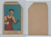 W Card, Strip Card, Boxing, 1920's, #3 Mike Odowd