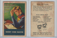 F280-3 Chex Cereal, Space Patrol, 1950's, Secret Code Master.