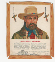 F273-47 Kellogg, Men Of The West, 1963, Portugee Phillips