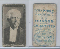T426 American Tobacco Company, Celebrities, 1910, Right Hon Sir Samuel James May