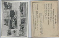 W Card, Interstate News, History, 1926, #110 Agricultural Implements