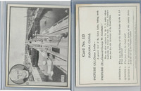W Card, Interstate News, History, 1926, #113 Panama Canal, Goethals