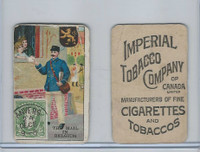 C19 Imperial Tobacco, Mail Carriers & Stamps, 1903, Belgium