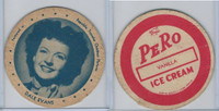 F5-16 Dixie Cup, 1950, Movie Stars, Large Size, Dale Evans