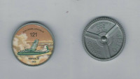 1960's Jell-o Hostess, Airplane Coin, #121 Herald 1958