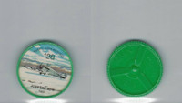 1960's Jell-o Hostess, Airplane Coin, #128 Junkers JL-6 1920