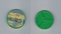 1960's Jell-o Hostess, Airplane Coin, #133 Rapide 1934