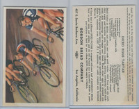 D39-8, Gordon Bread, Speed Pictures, 1941, Bicycle Rider