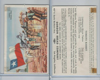D39-9, Gordon Bread, Good Neighbors America, 1941, Chile