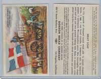 D39-9, Gordon Bread, Good Neighbors America, 1941, Dominican Republic