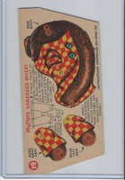 F279-30a Quaker, Circus Puppets, 1951, #19 Bruno The Dancing Bear