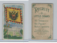 T59 American Tobacco, Flags of all Nations, 1910, Austria Royal Standard