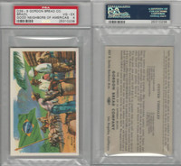 D39-9, Gordon Bread, Good Neighbors America, 1941, Brazil, PSA 4 VGEX