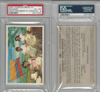 D39-9, Gordon Bread, Good Neighbors America, 1941, Ecuador, PSA 6 EXMT