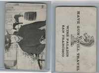 F373 Rinso Soap, Paladin Trading Cards, 1959, #15 Have Gun Will Travel
