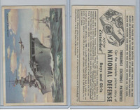 D59, Bell Bread, National Defense Pictures, 1940's, Aircraft Carrier