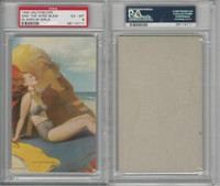 W424-2d Mutoscope, Glorified Glamour Girls, 1940, And the Wind, PSA 6 EXMT