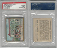T69 Helmar, Historic Homes, 1910, Birthplace of McKinley, PSA 2 MK Good
