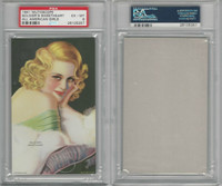 W424-2a Mutoscope, All American Girls, 1941, Soldier's Sweetheart, PSA 6 EXMT