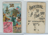 C19 Imperial Tobacco, Mail Carriers & Stamps, 1903, China