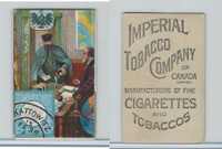 C19 Imperial Tobacco, Mail Carriers & Stamps, 1903, Germany (B)
