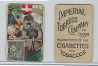 C19 Imperial Tobacco, Mail Carriers & Stamps, 1903, Italy, Venice