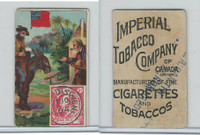 C19 Imperial Tobacco, Mail Carriers & Stamps, 1903, Natal