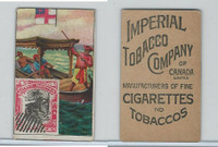 C19 Imperial Tobacco, Mail Carriers & Stamps, 1903, North Borneo