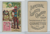 C19 Imperial Tobacco, Mail Carriers & Stamps, 1903, Persia
