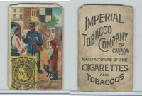 C19 Imperial Tobacco, Mail Carriers & Stamps, 1903, Roumania