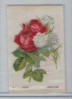 SC7 Imperial Tobacco, Garden Flowers, 1910, #2 Roses, Carnations