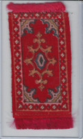 B56 Tobacco Flannel Insert, Conventional Rugs, 1910 (5 X 2 In) #4