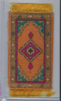 B56 Tobacco Flannel Insert, Conventional Rugs, 1910 (5 X 2 In) #11