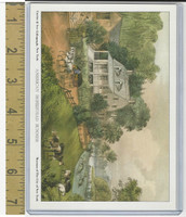 W Card Museum New York, Currier & Ives, American Homestead Summer