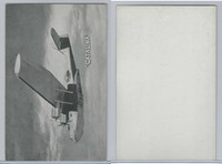 WC 1940's Photo Card, WW II Airplanes (5X8 in), Catalina
