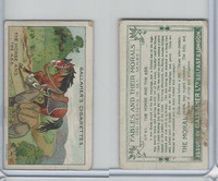 G12-18 Gallaher, Fables & Their Morals, 1912, #41 The Horse & The Ass