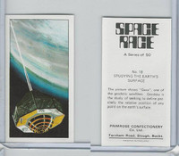 P0-0 Primrose, Space Race, 1969, #18 Studying The Earths Surface