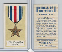 A46-32 Amalgamated, Medals Of World, 1959, #16 Silver Star, USA