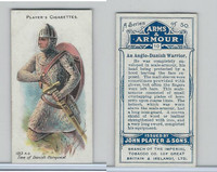 P72-15 Player, Arms & Armour, 1909, #10 Anglo-Danish Warrior