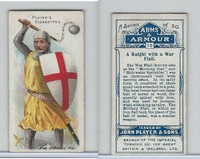 P72-15 Player, Arms & Armour, 1909, #15 Knight With War Flail
