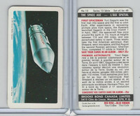 FC34-13 Brooke Bond, Space Age, 1969, #15 First Spaceman, Yuri Gagarin