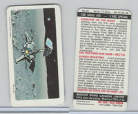 FC34-13 Brooke Bond, Space Age, 1969, #20 Surveyor On The Moon