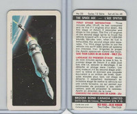 FC34-13 Brooke Bond, Space Age, 1969, #23 First Stage Seperation
