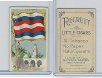 T59 American Tobacco, Flags of all Nations, 1910, Algiers