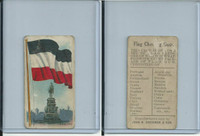 E16 Dockman & Son, Flag Chewing Gum, 1920's, Germany
