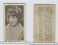 T85-1 Tobacco Products Corp, Movie Stars, 1922, #92 Marie Prevost