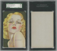 W424-2f Mutoscope, Yankee Doodle Girls, 1942, Look of the Month, SGC 70 EX+